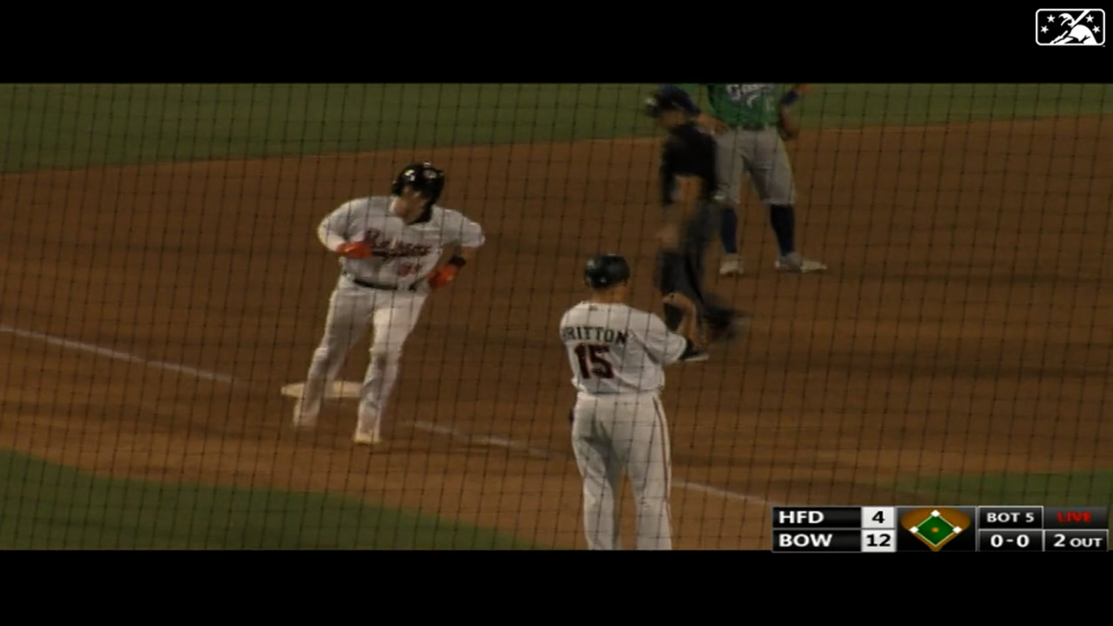 Rutschman homers from both sides