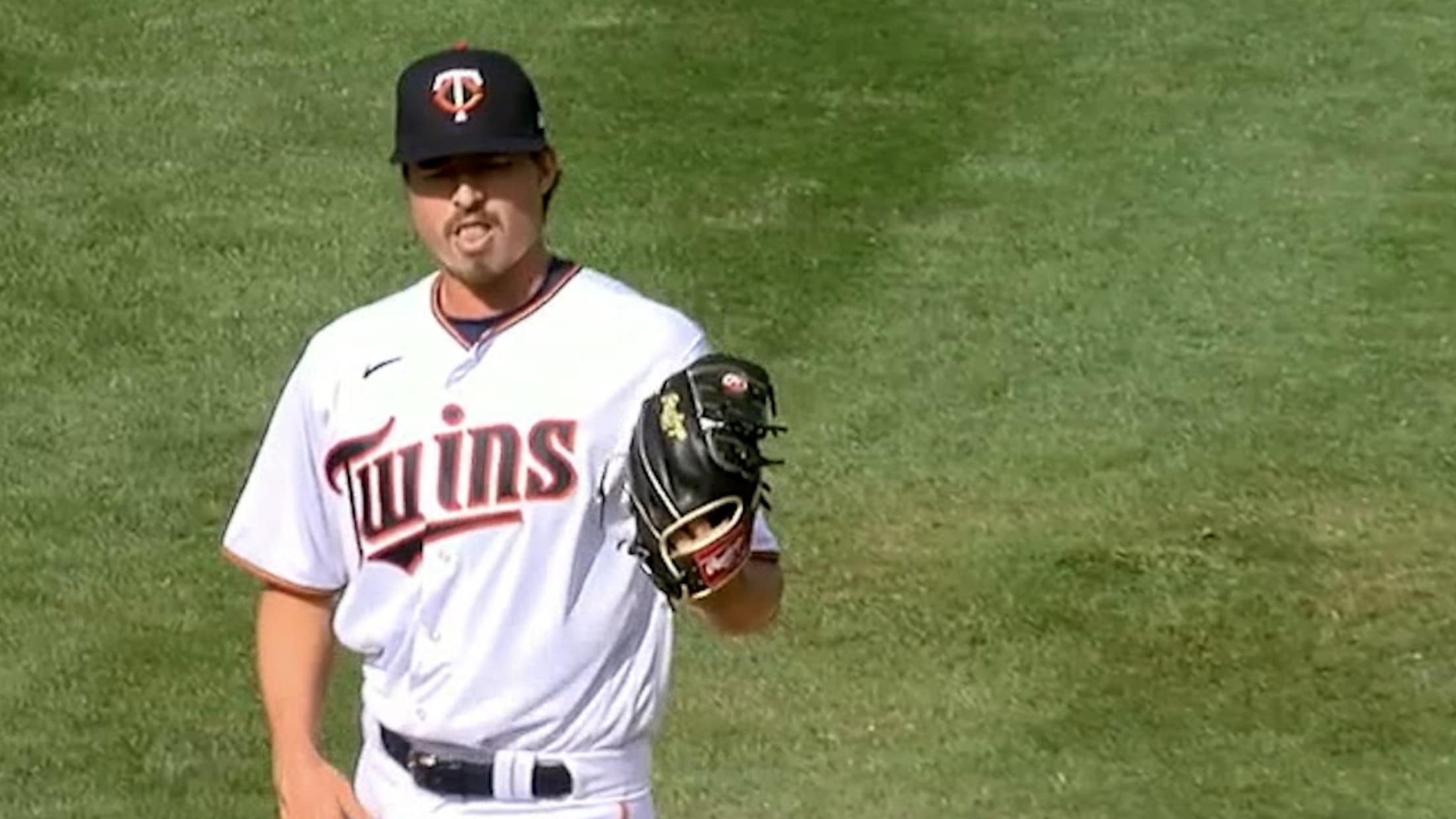 Jordan Balazovic's clean inning