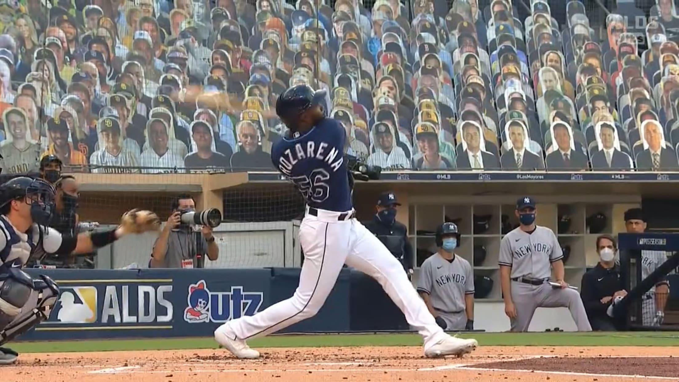 Randy Arozarena's solo home run