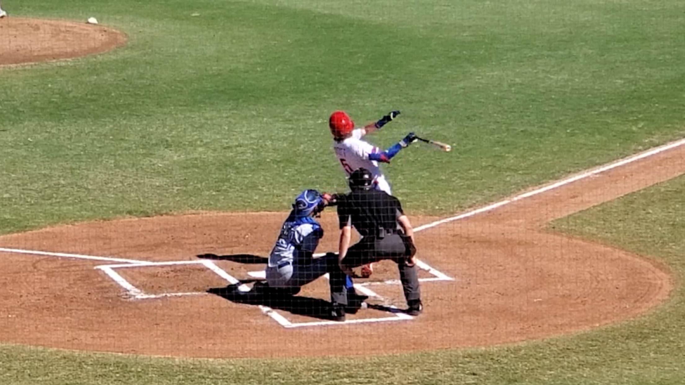 Bryson Stott's 4-hit game
