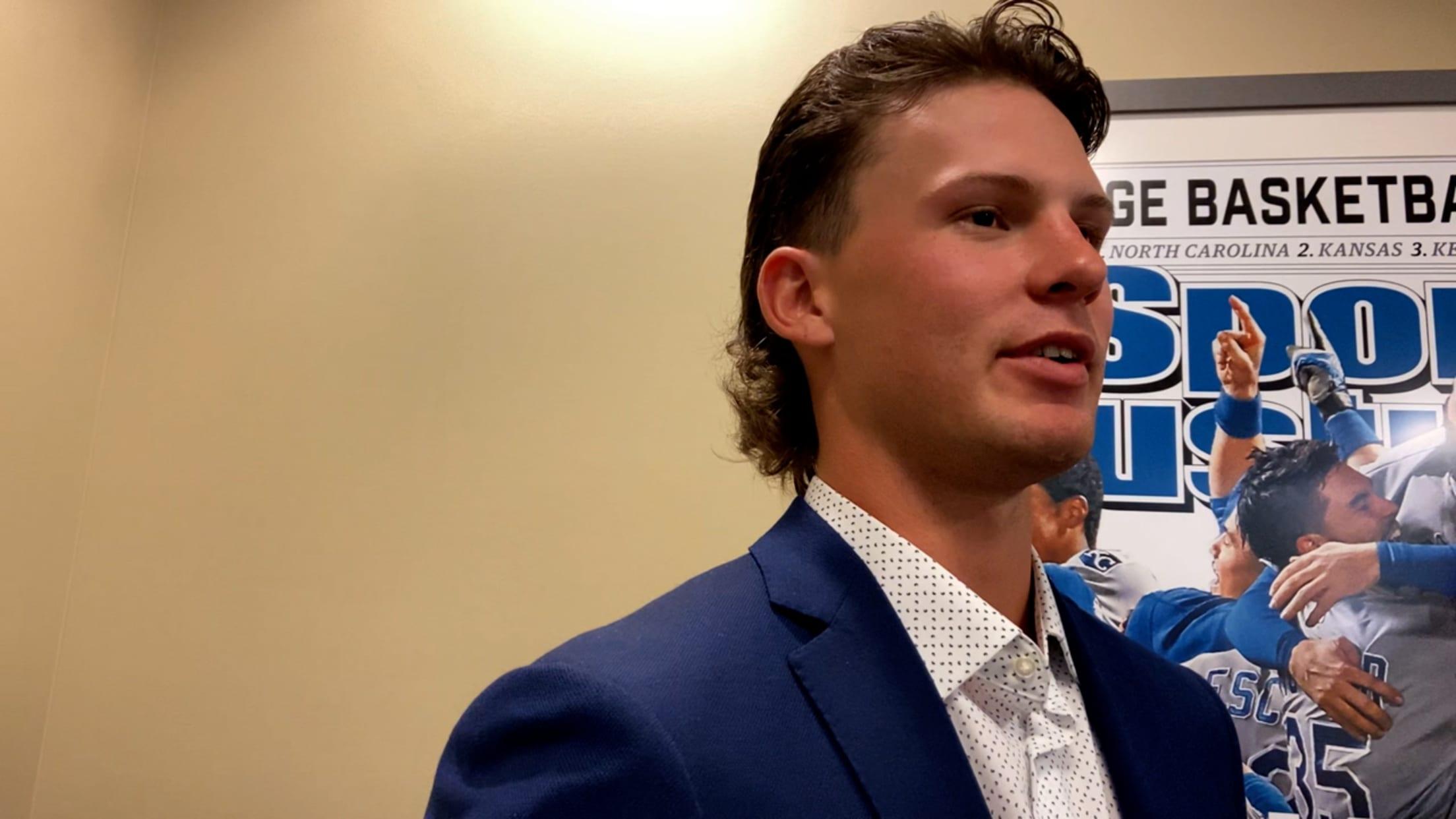 Bobby Witt Jr. on his 2021 season