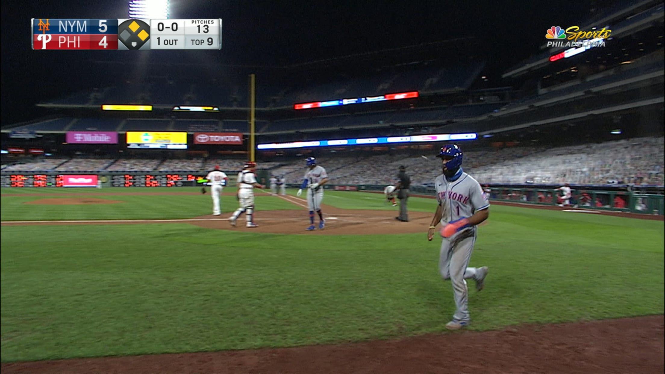 Andrés Giménez's go-ahead hit