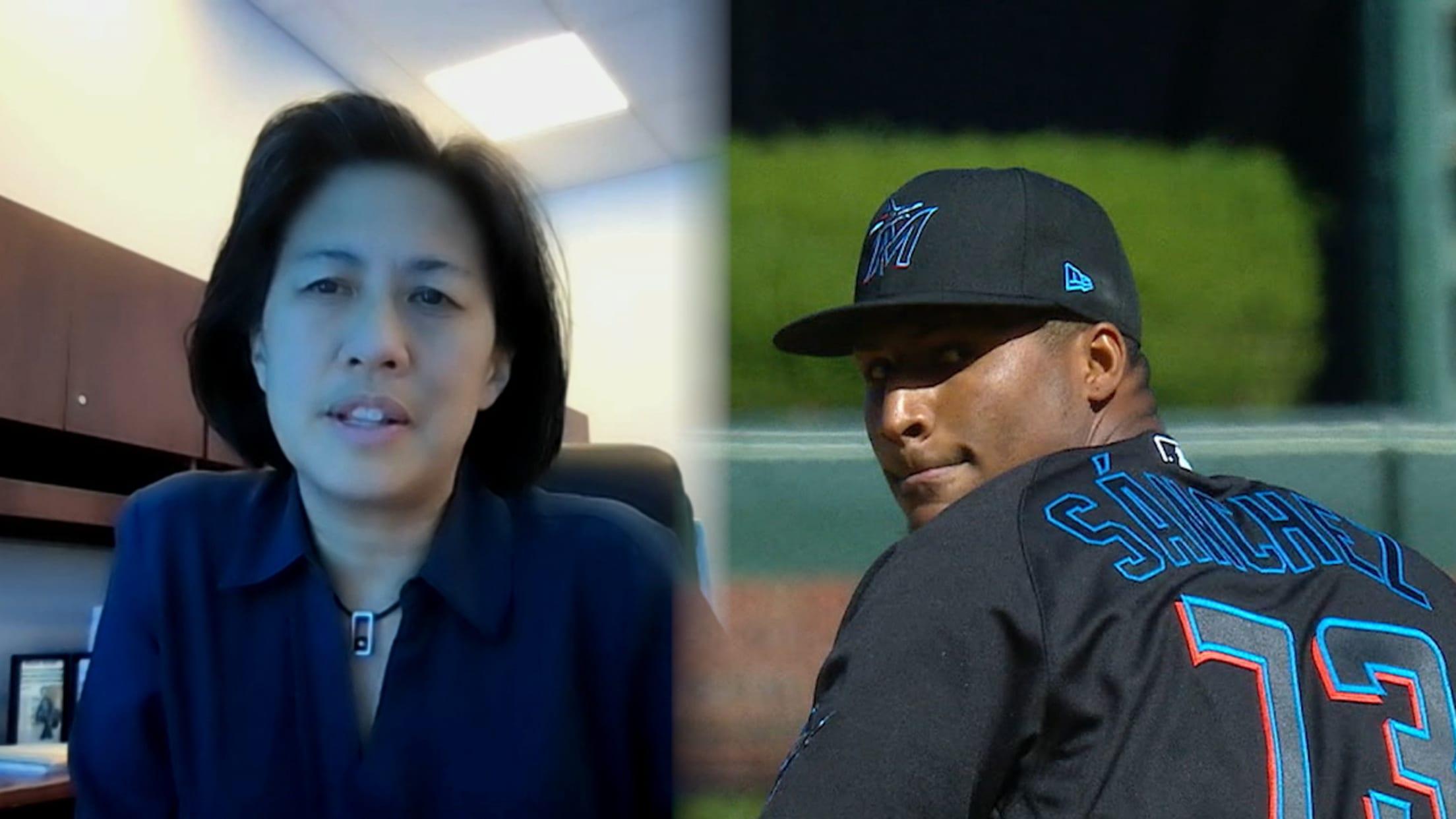 Kim Ng on Marlins' prospects