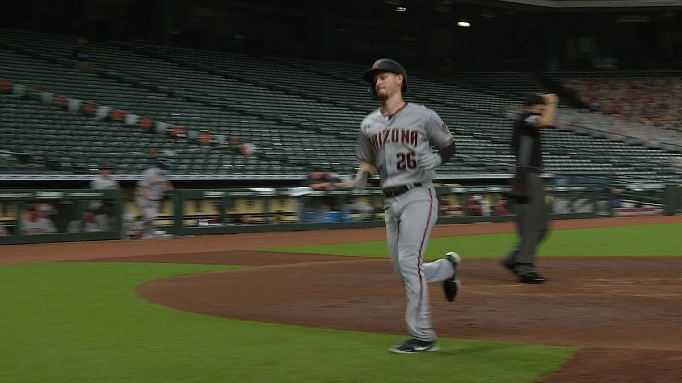 Pavin Smith scores on DP