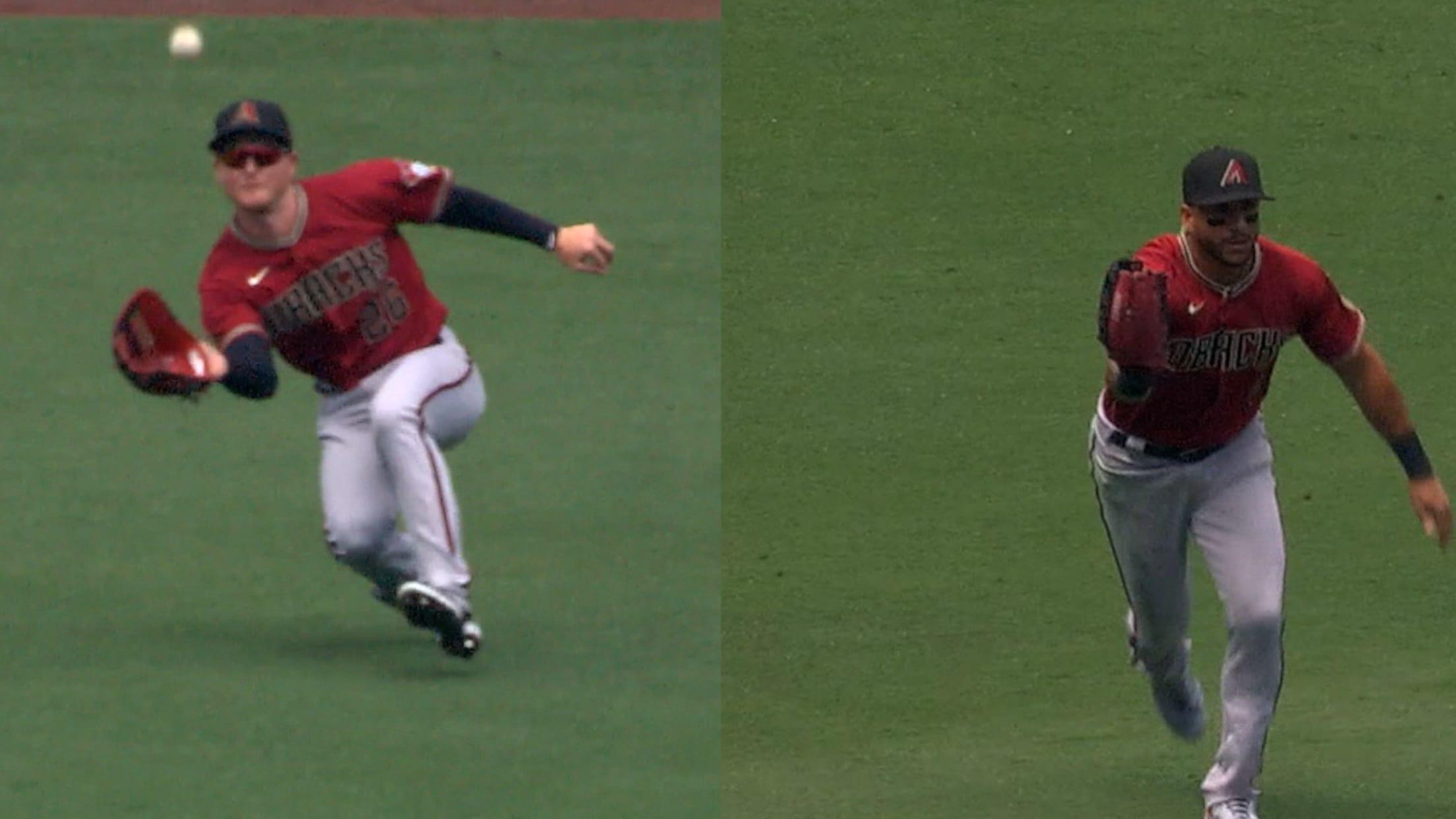 D-backs make back-to-back grabs