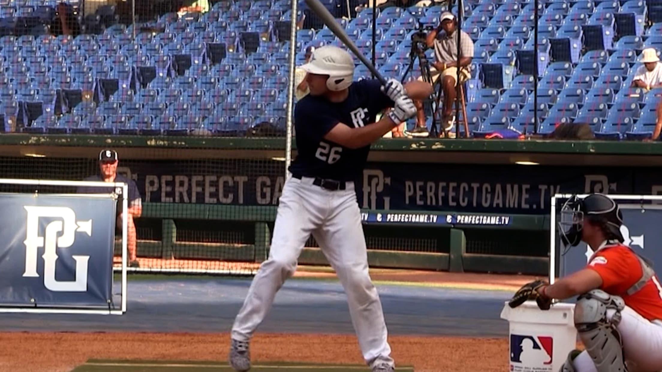 Top Prospects: Joe Mack, MIA