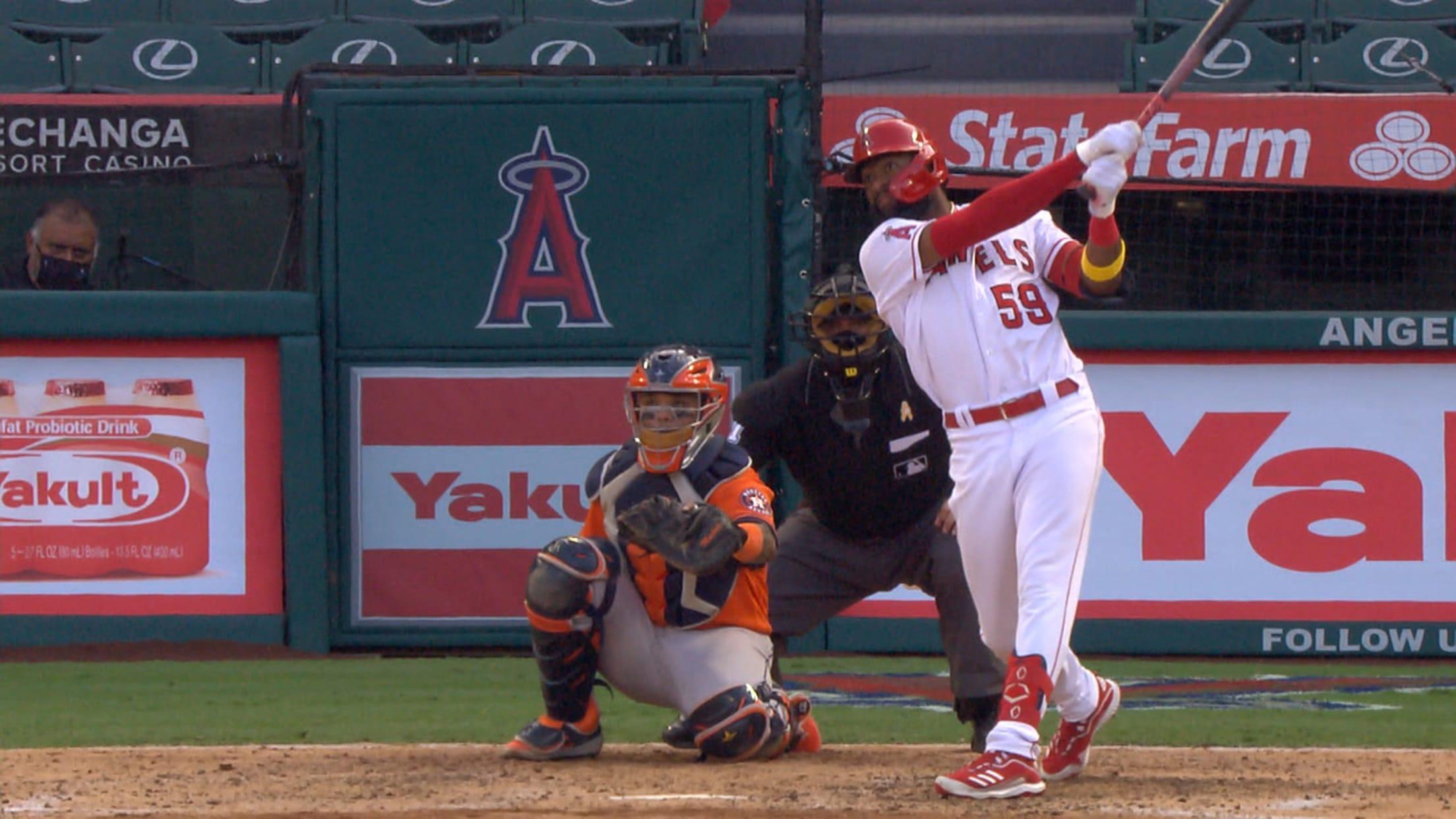 Jo Adell's solo home run