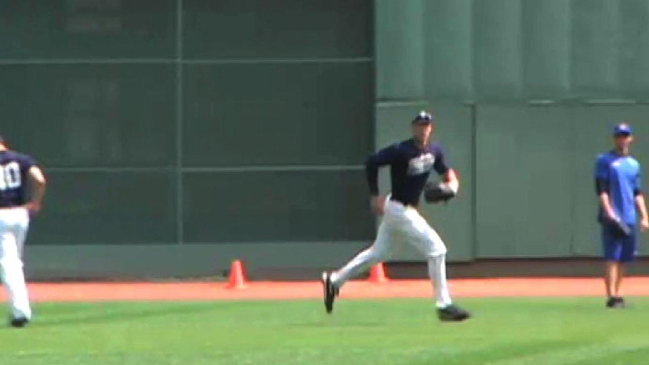 2013 Draft: Aaron Judge, OF