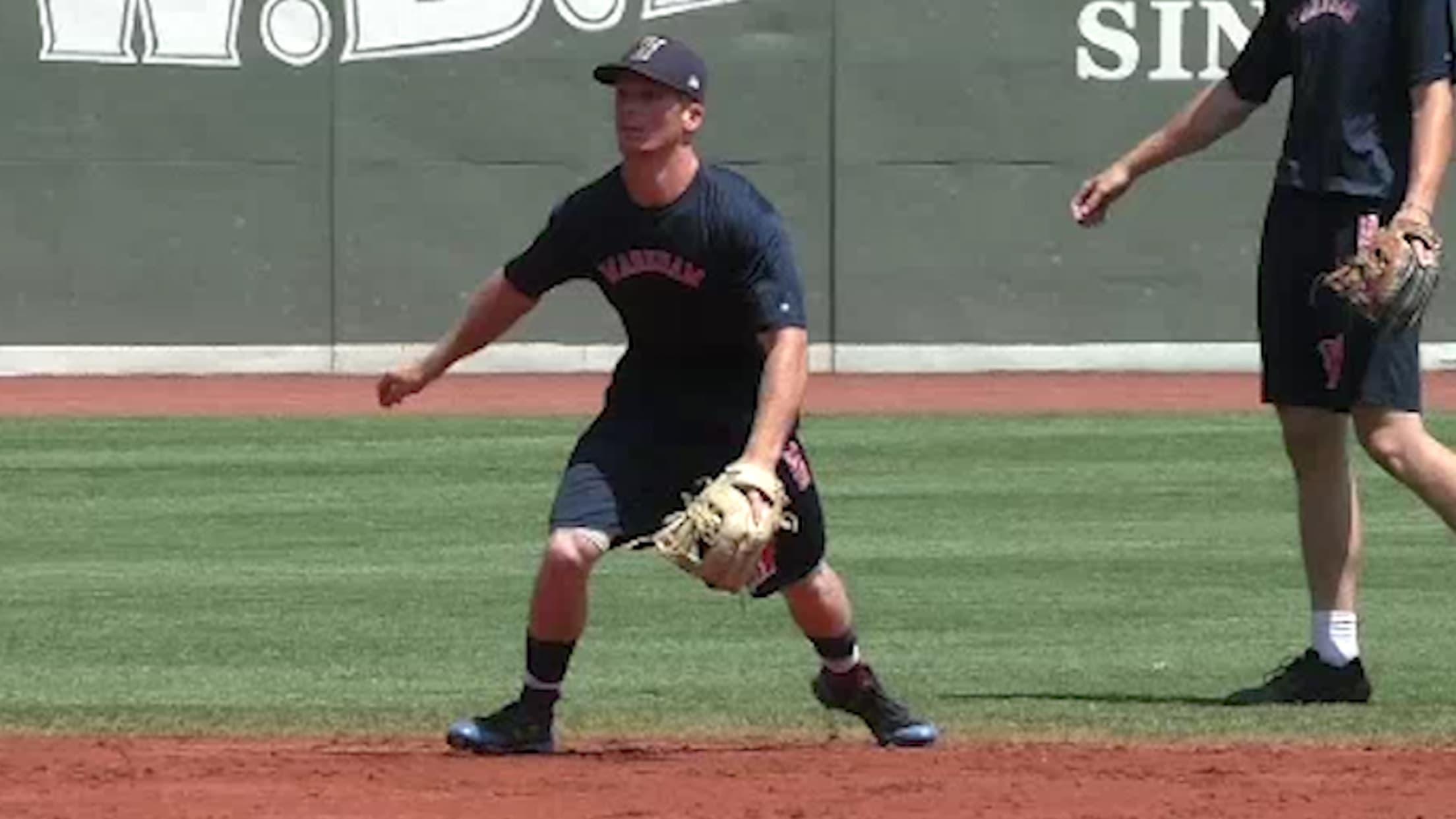 2021 Draft: Matt McLain, SS