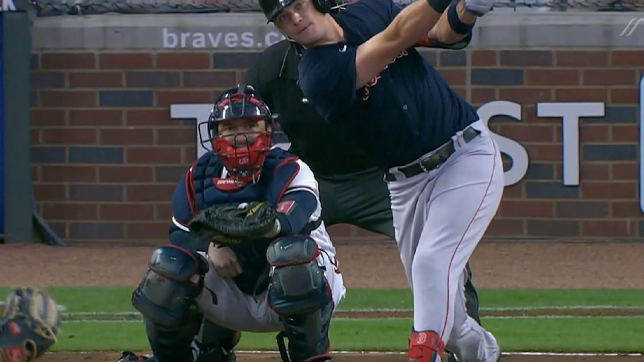 Bobby Dalbec's two-run home run