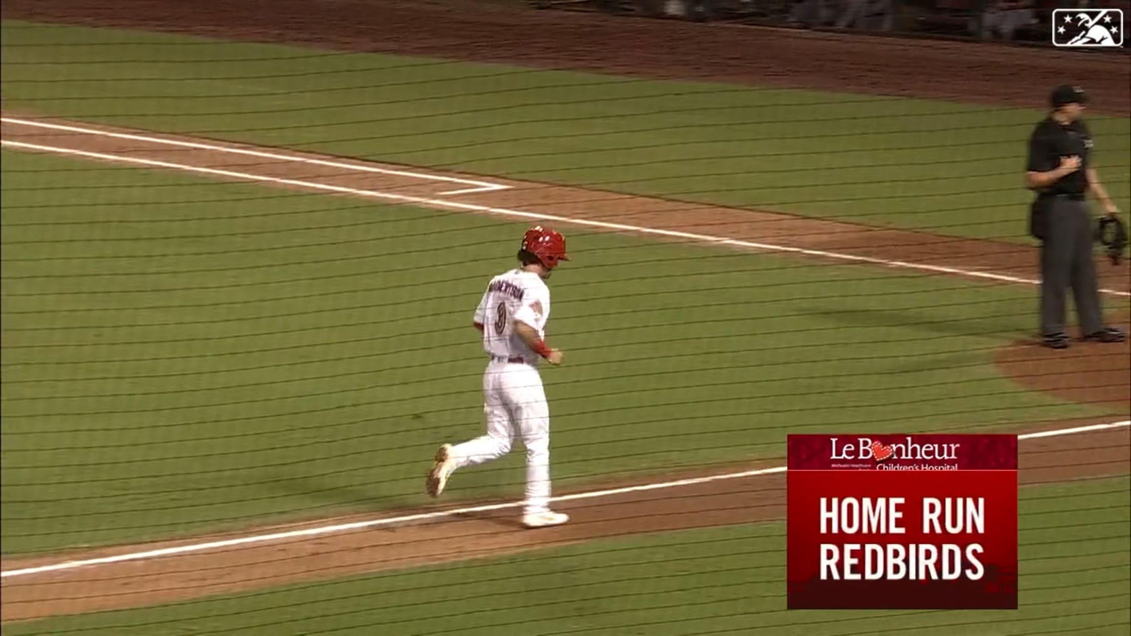 Gorman slugs 25th homer