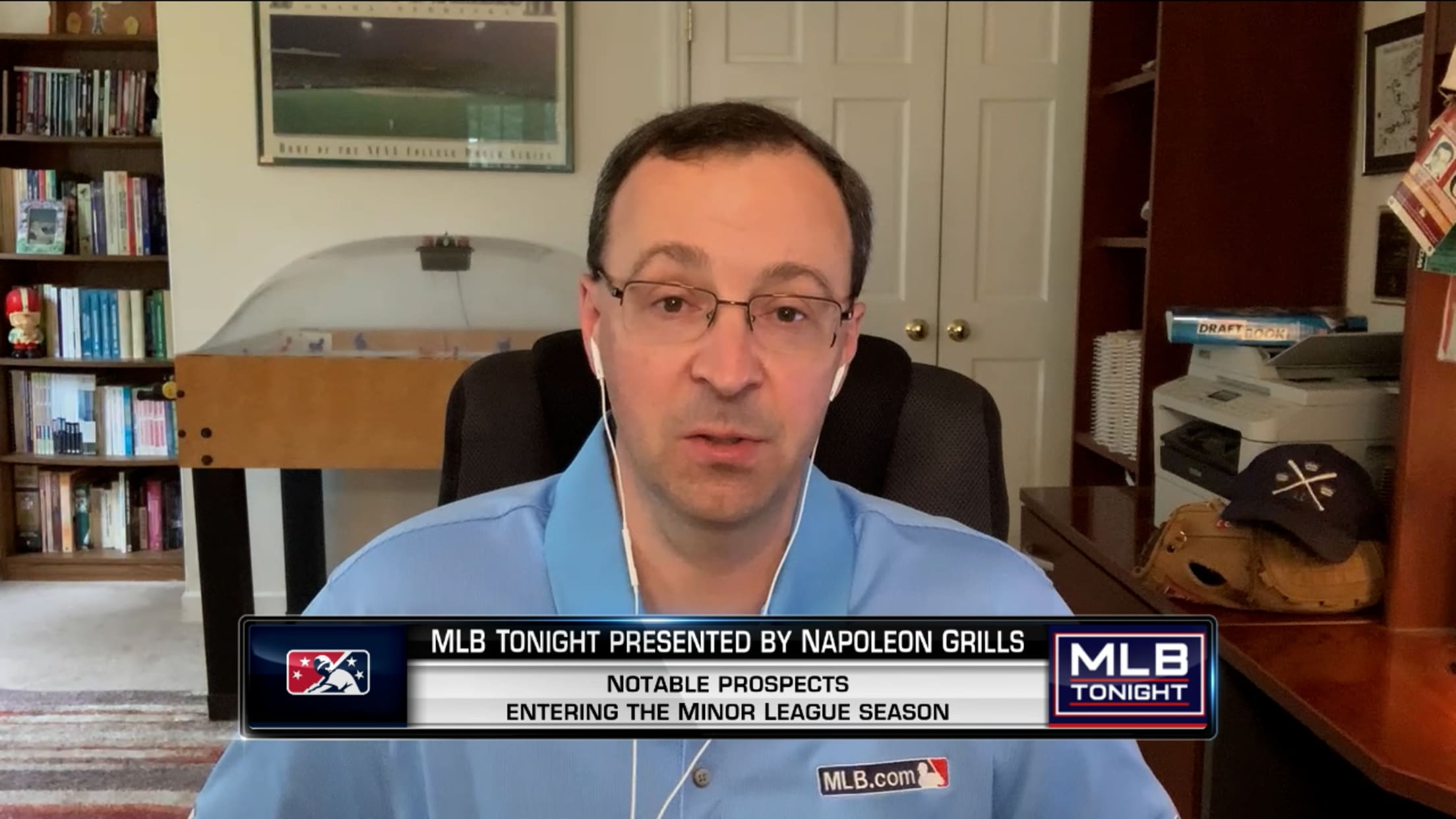 Jim Callis on Minor Leagues