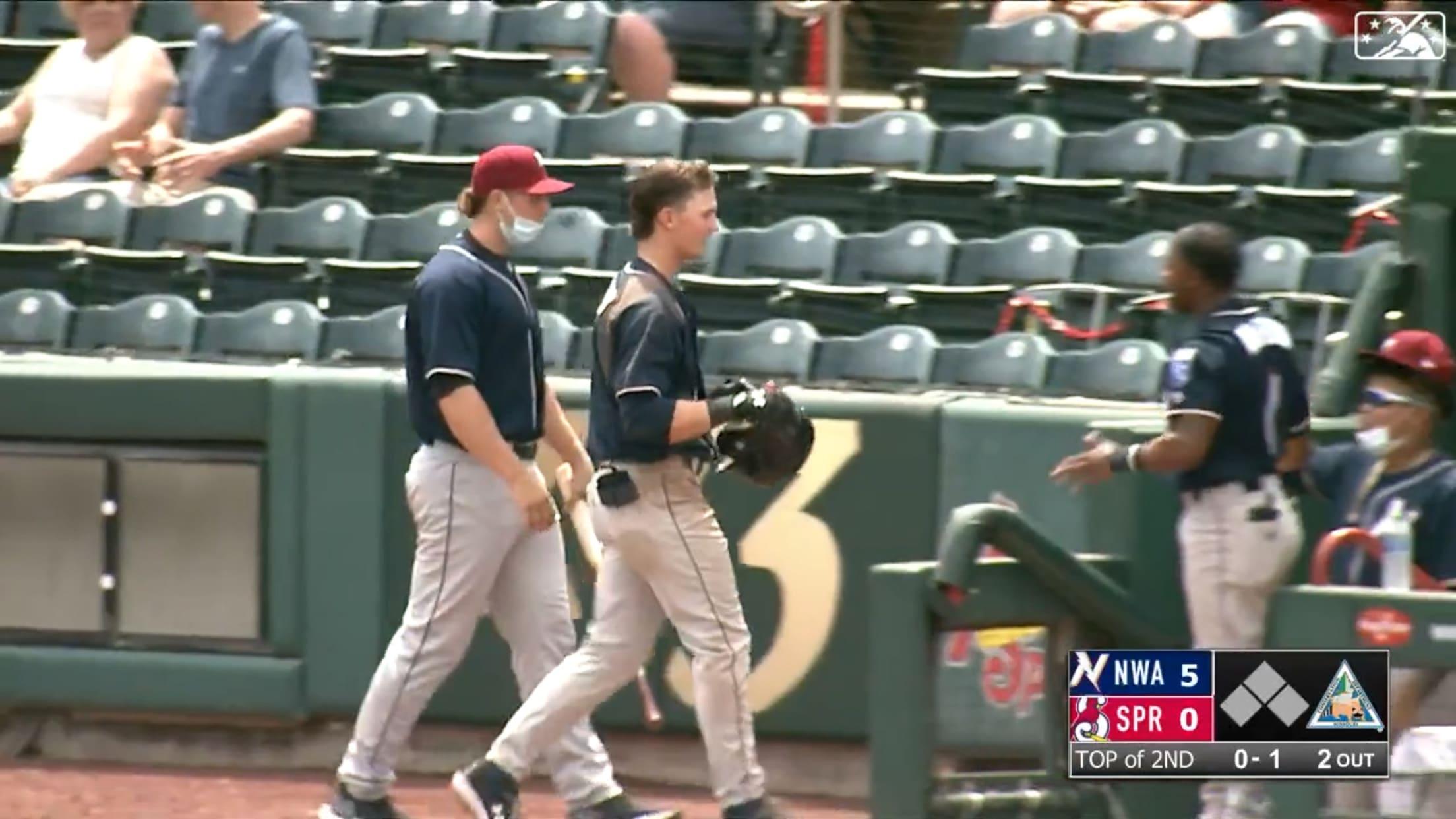 Bobby Witt Jr.'s home run