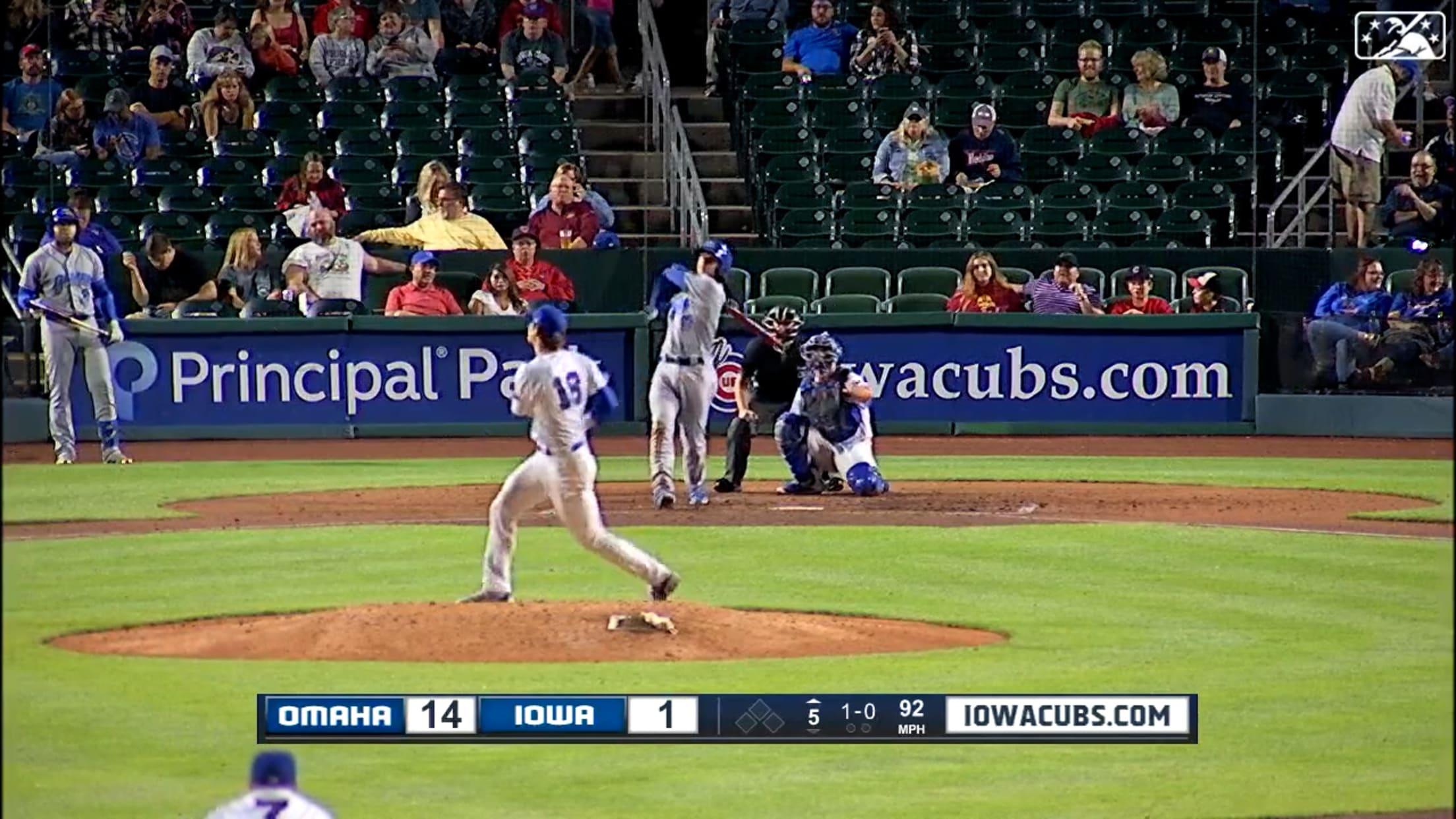 Pratto's 35th home run