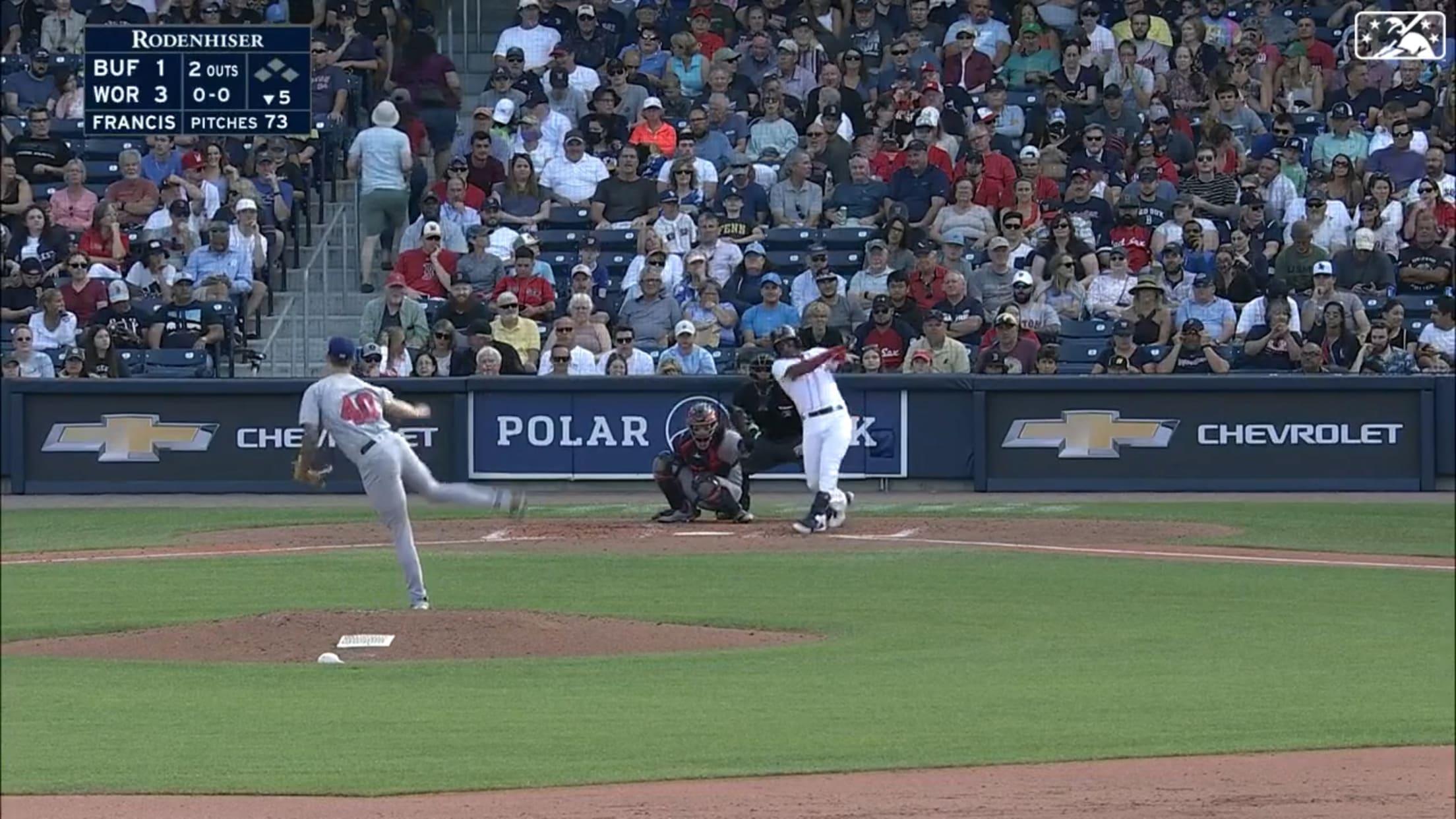 Downs clobbers his ninth homer
