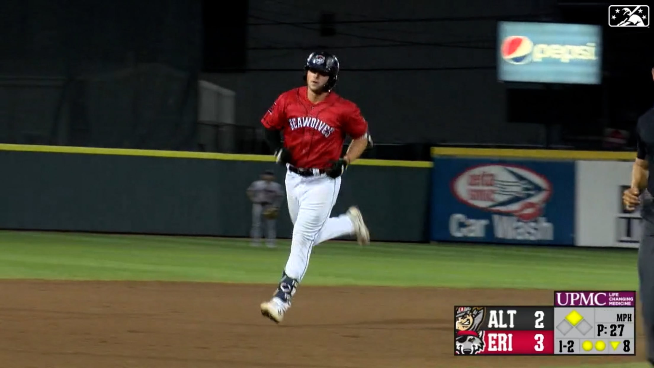 Torkelson swats first Double-A HR