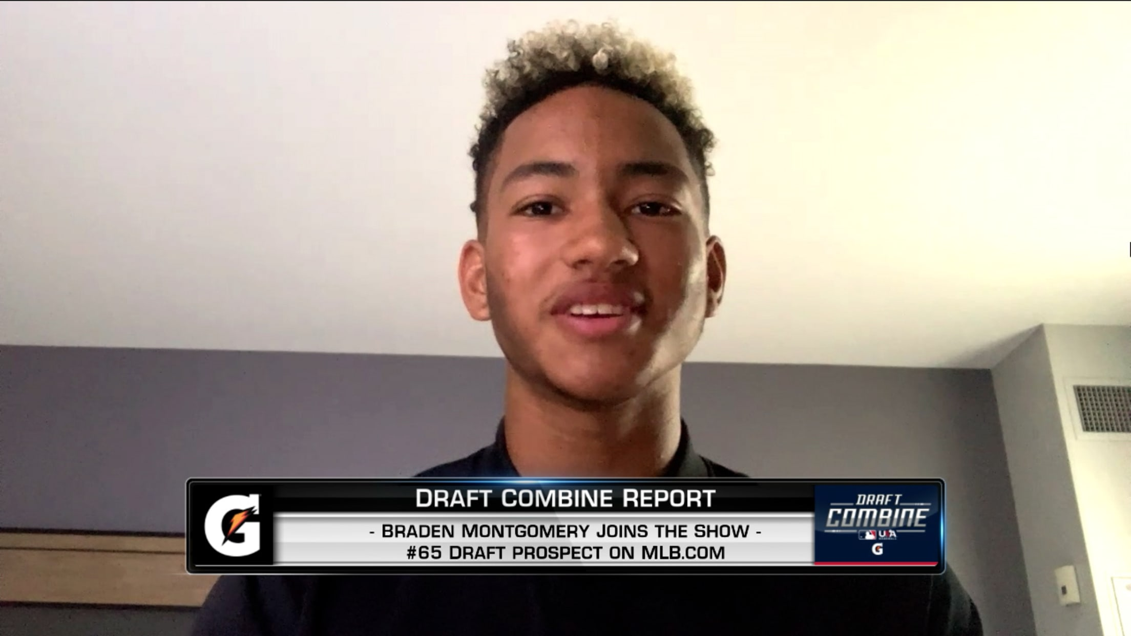 Montgomery on Draft Combine