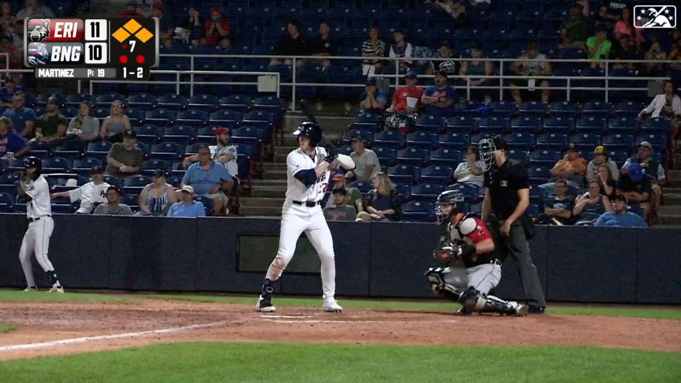 Brett Baty's 4-hit, 6-RBI game