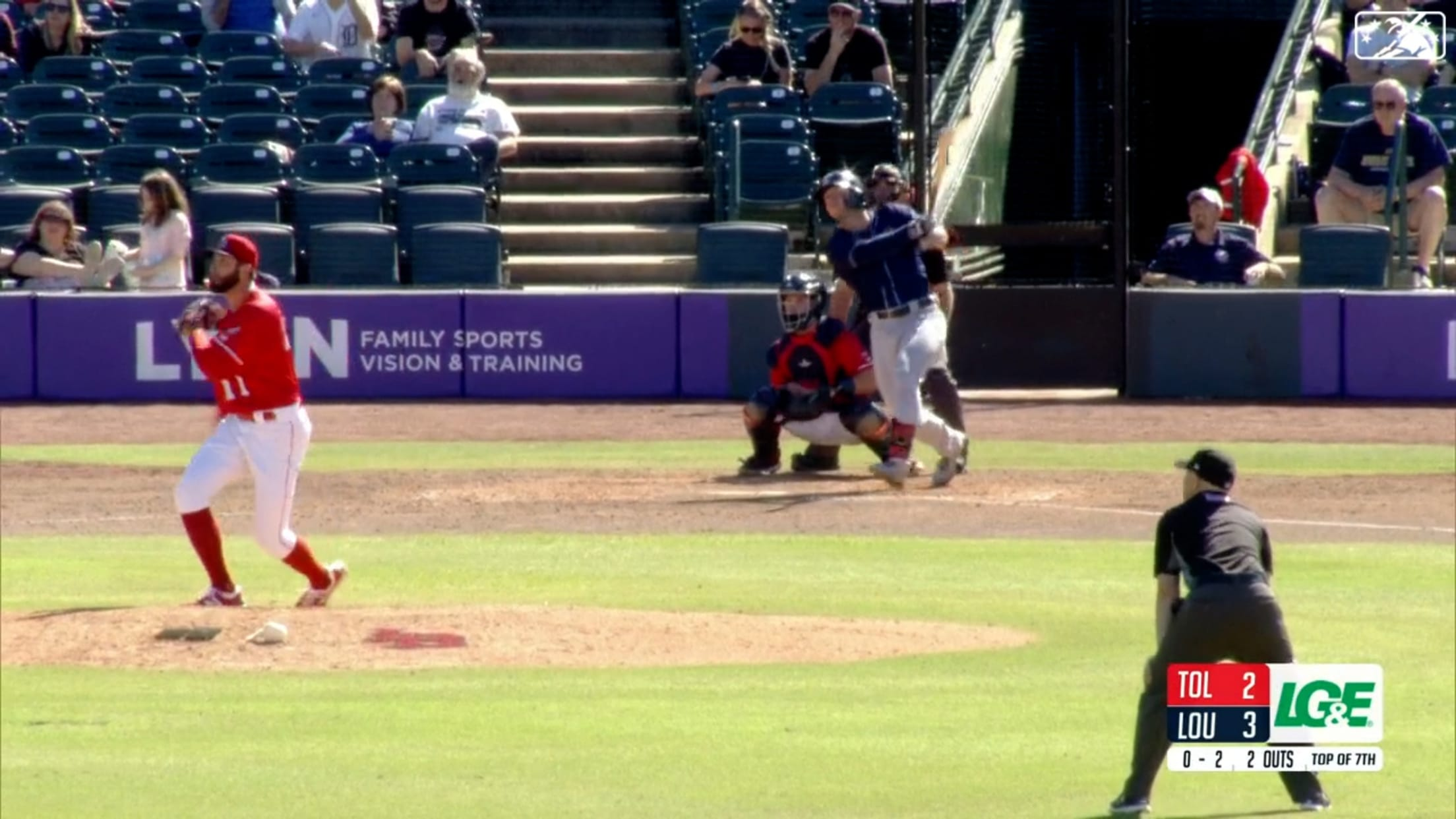 Torkelson homers, doubles twice