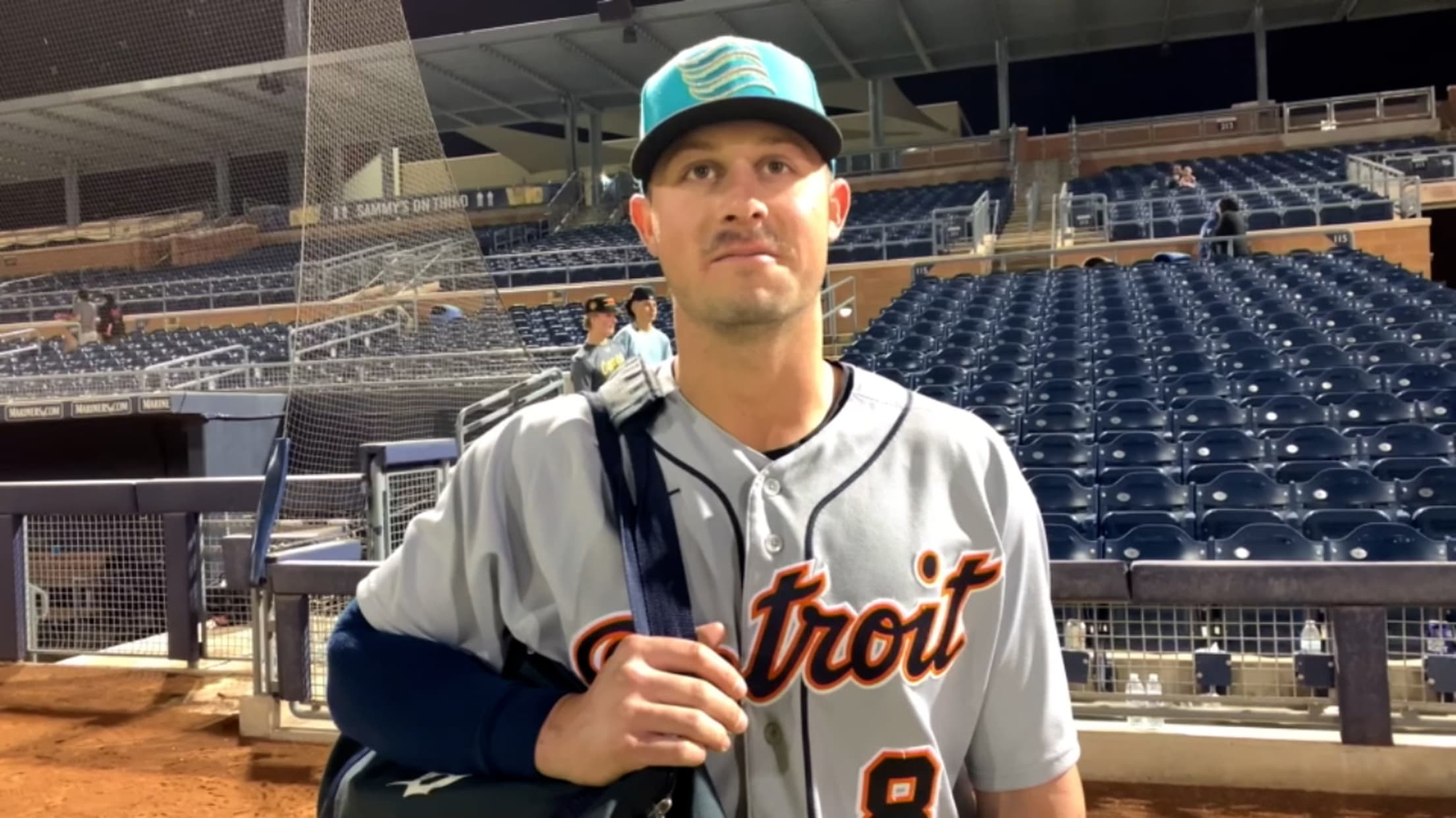 Spencer Torkelson on three-hit game