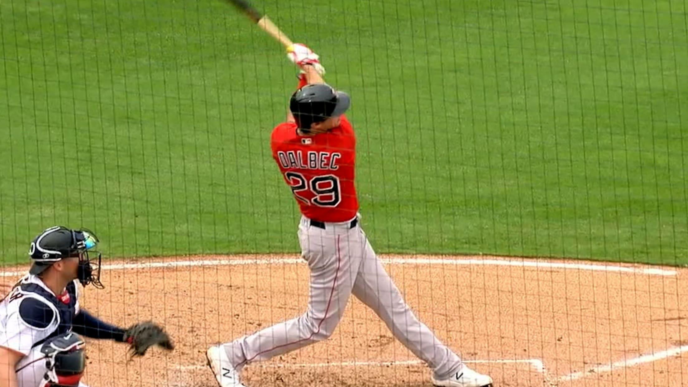 Bobby Dalbec's solo home run