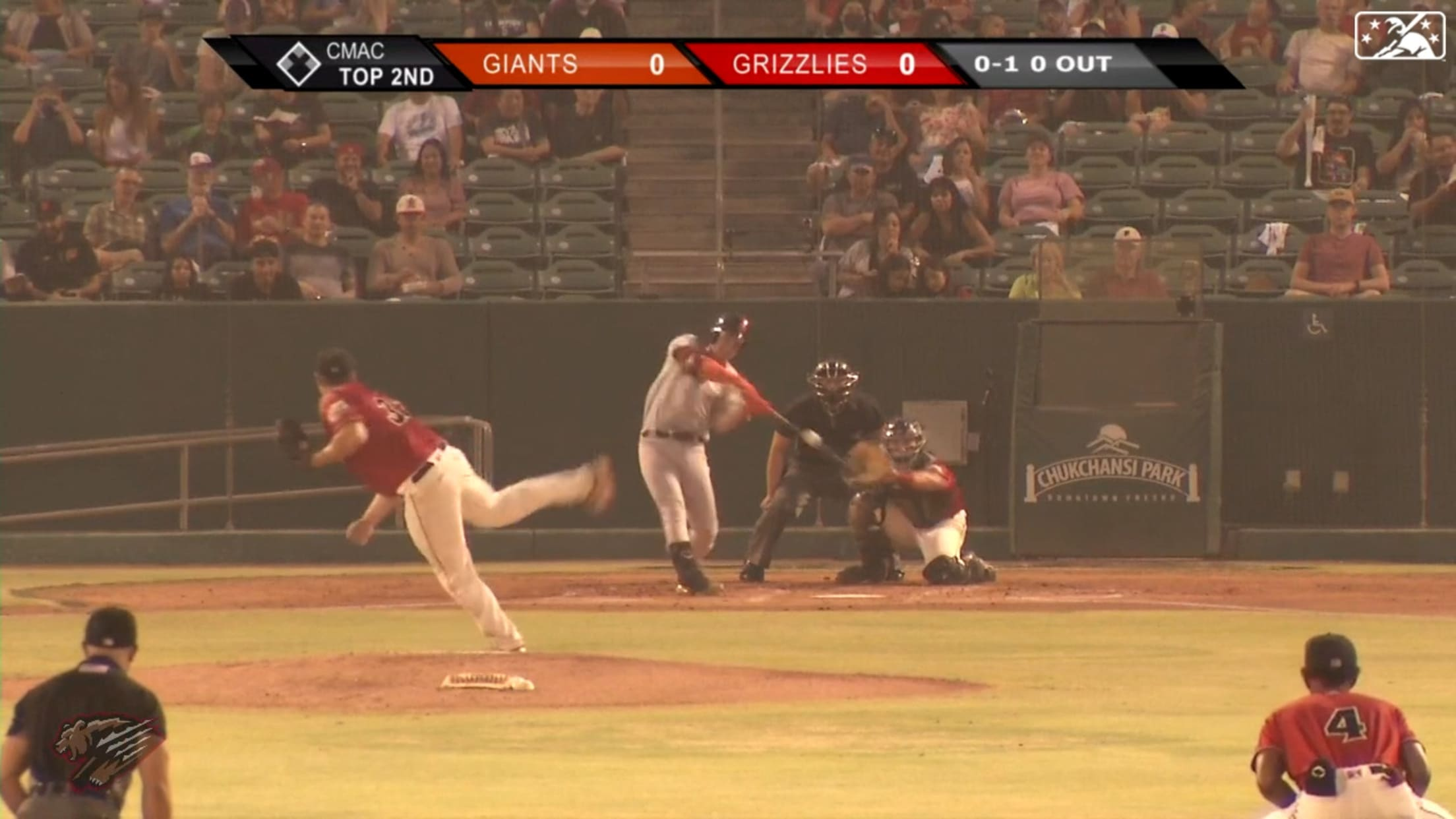 Bailey hits two HR's for San Jose