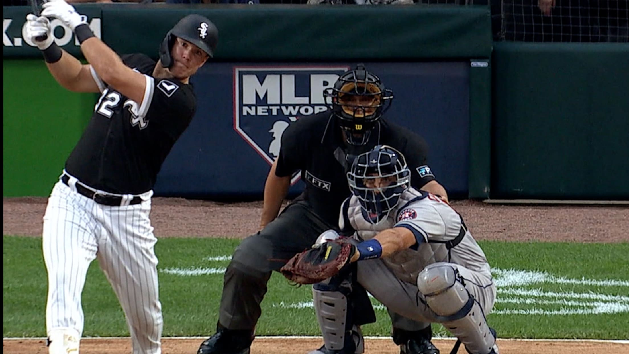 Gavin Sheets' two-run homer