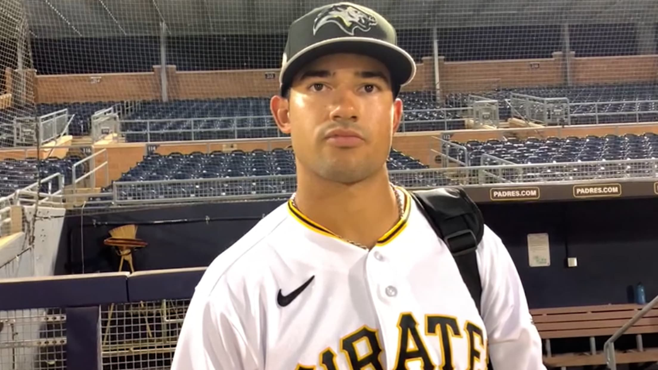 Nick Gonzales on Fall League