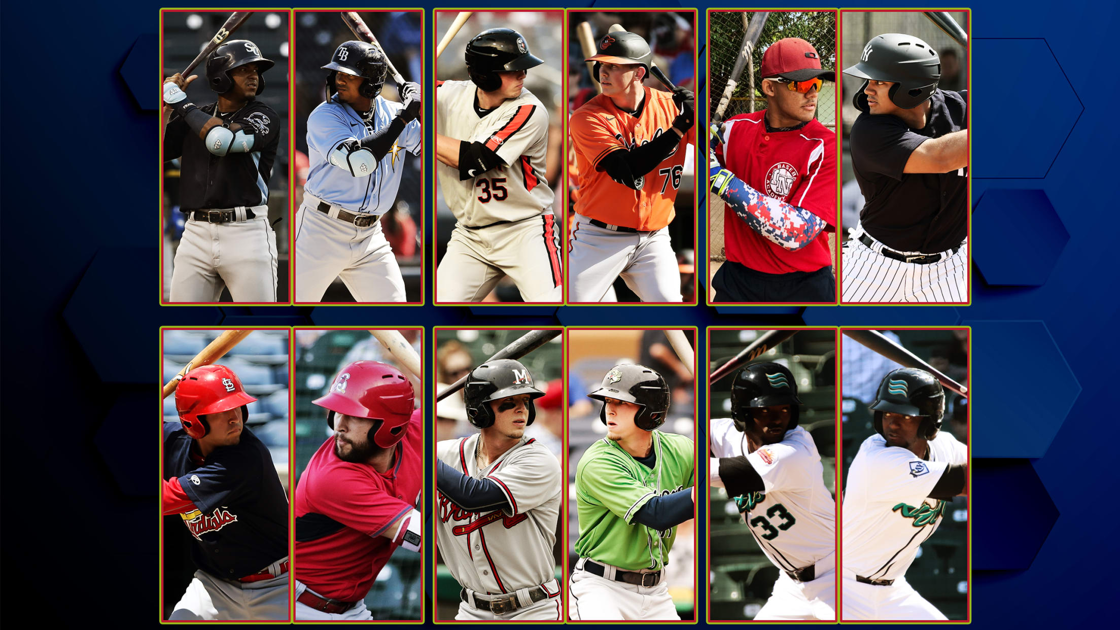 Top switch-hitting prospects