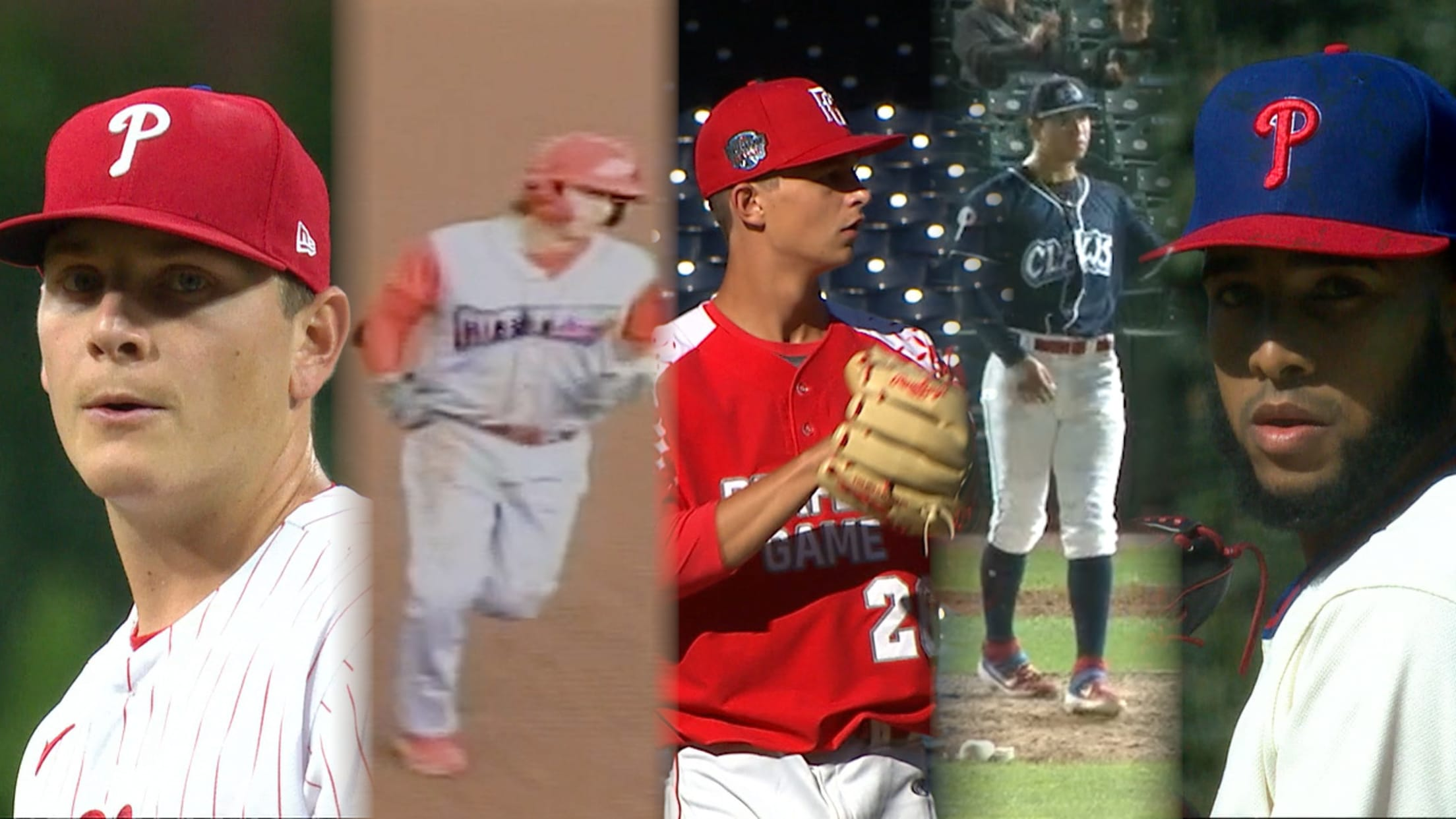 Phillies prospects on the rise