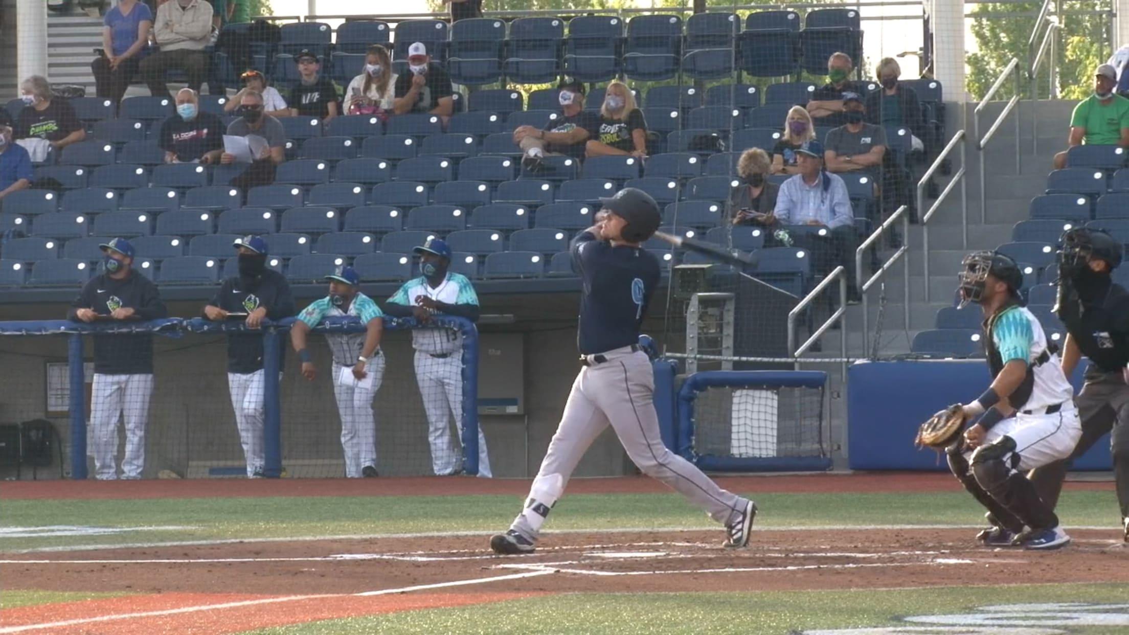 Top Prospects: Zach DeLoach, SEA