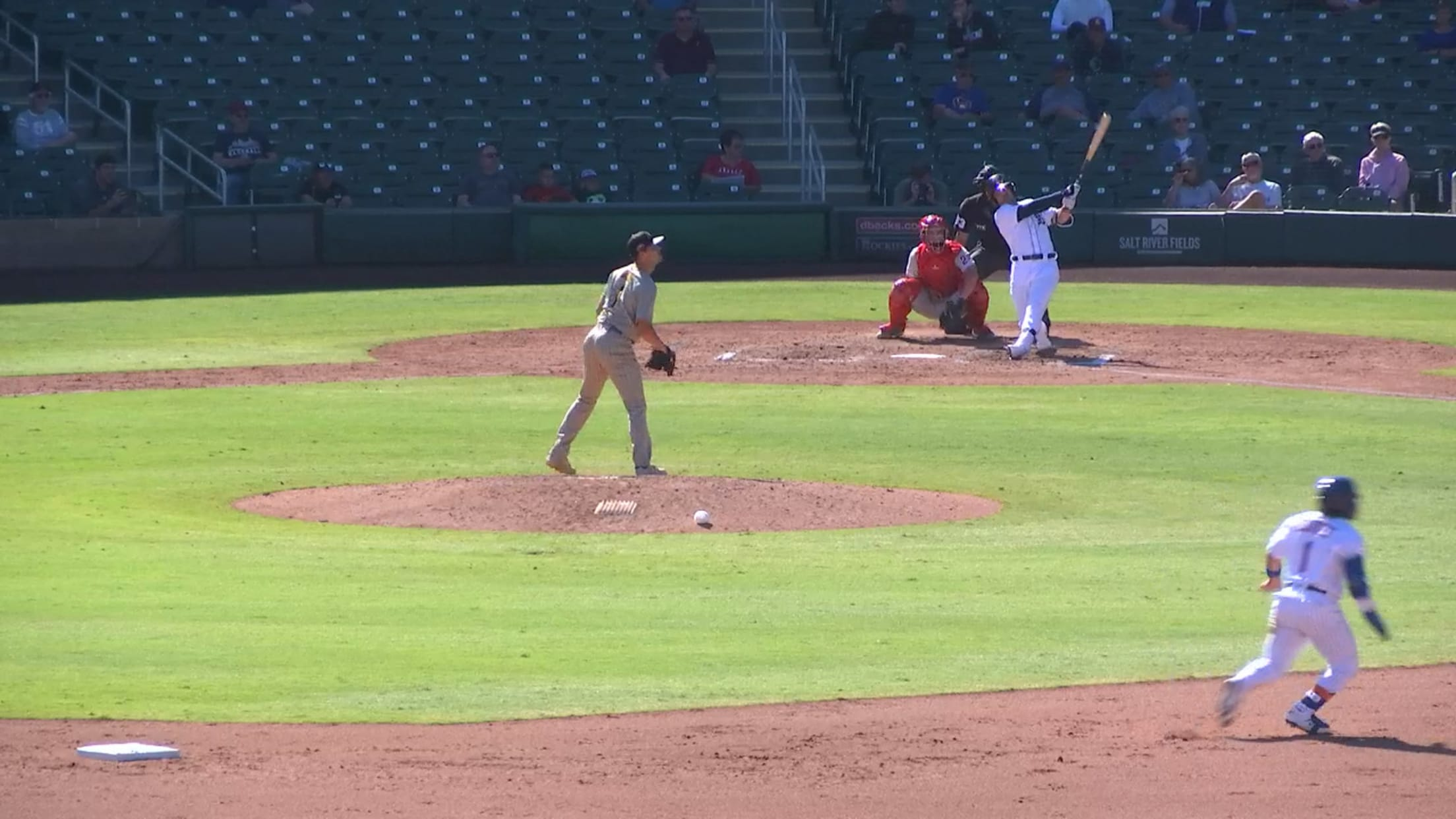 Torkelson's two-run double