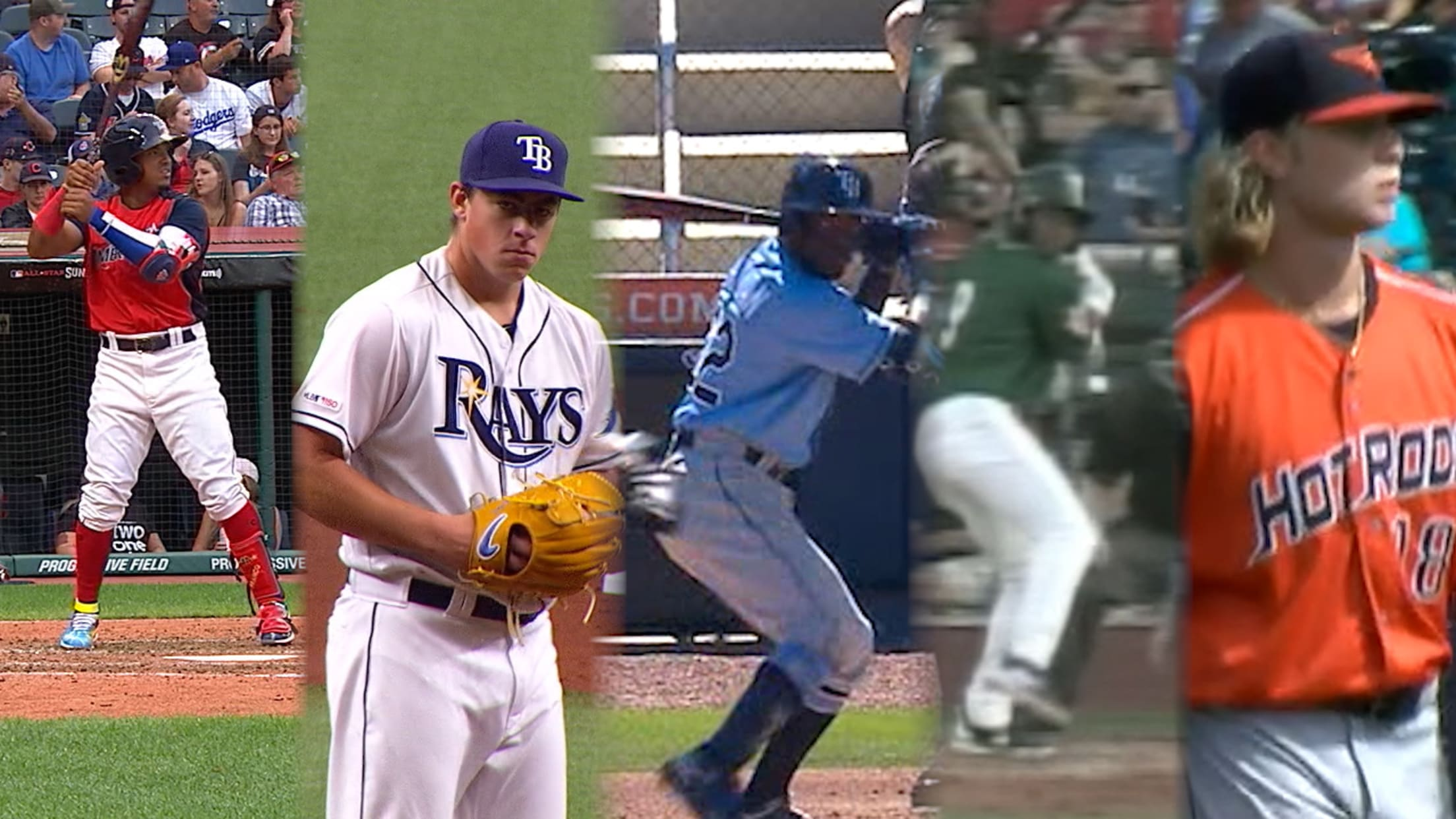 Rays prospects on the rise