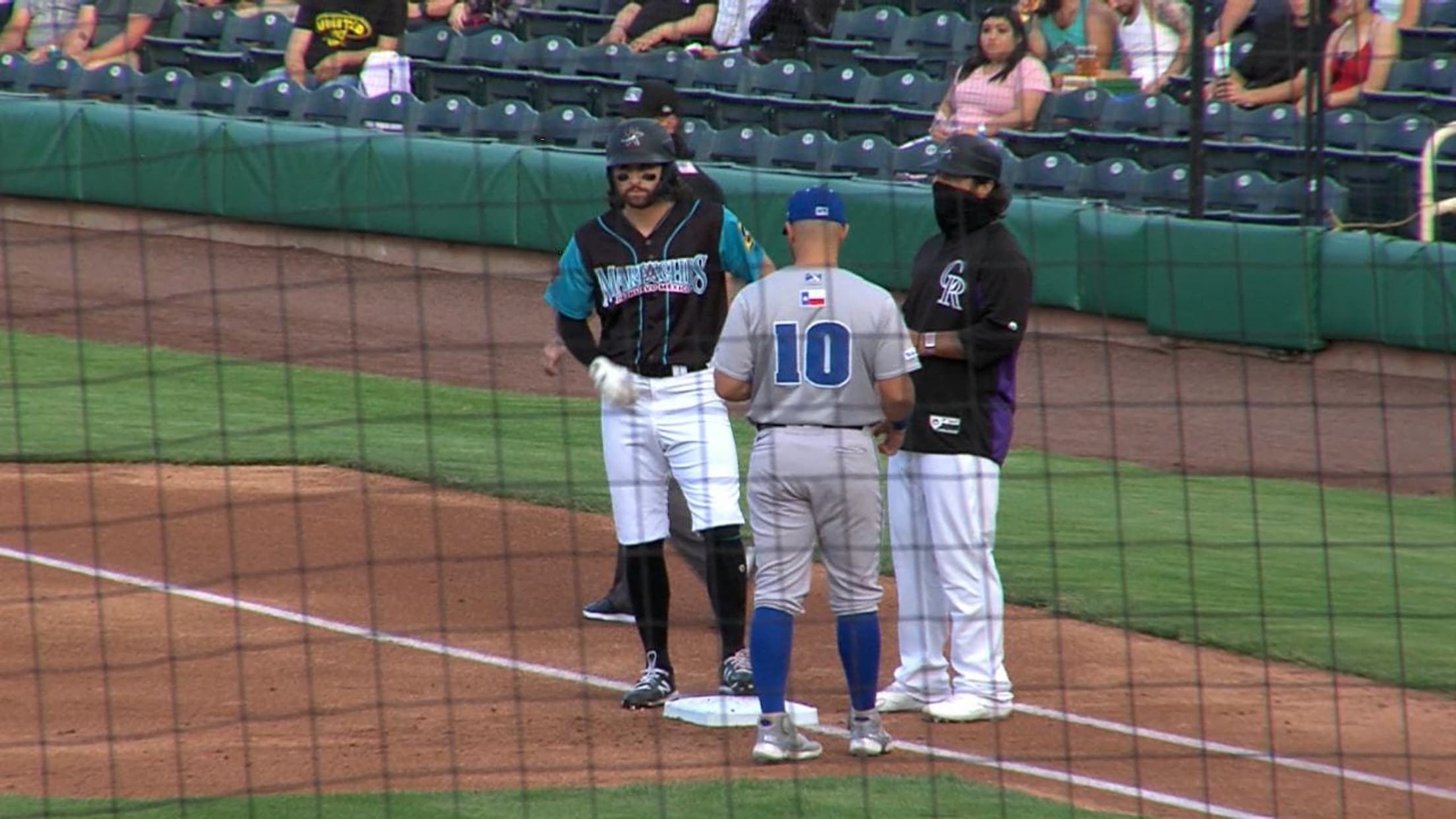 Ryan Vilade on time at Triple-A