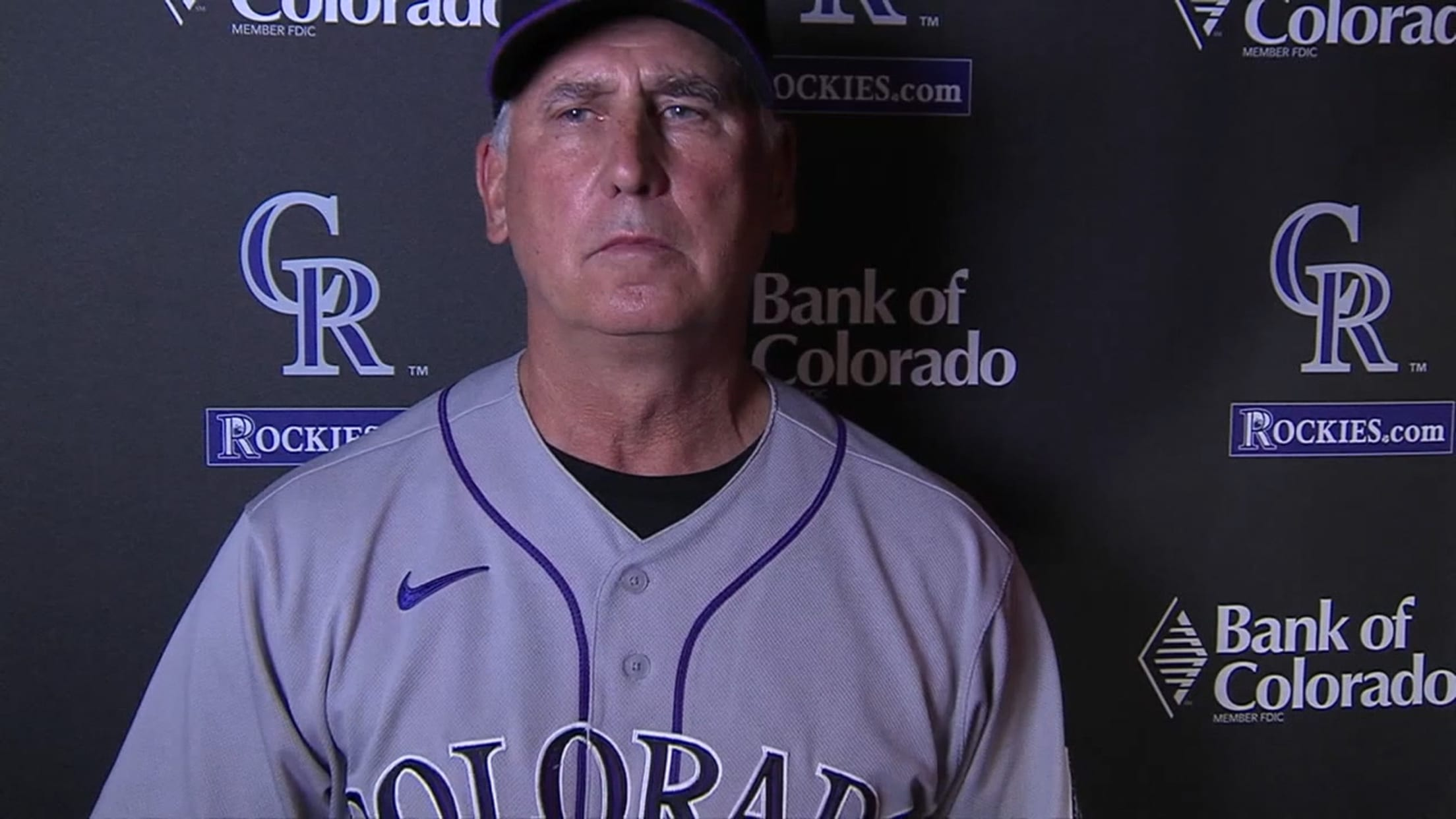 Bud Black on Ashton Goudeau