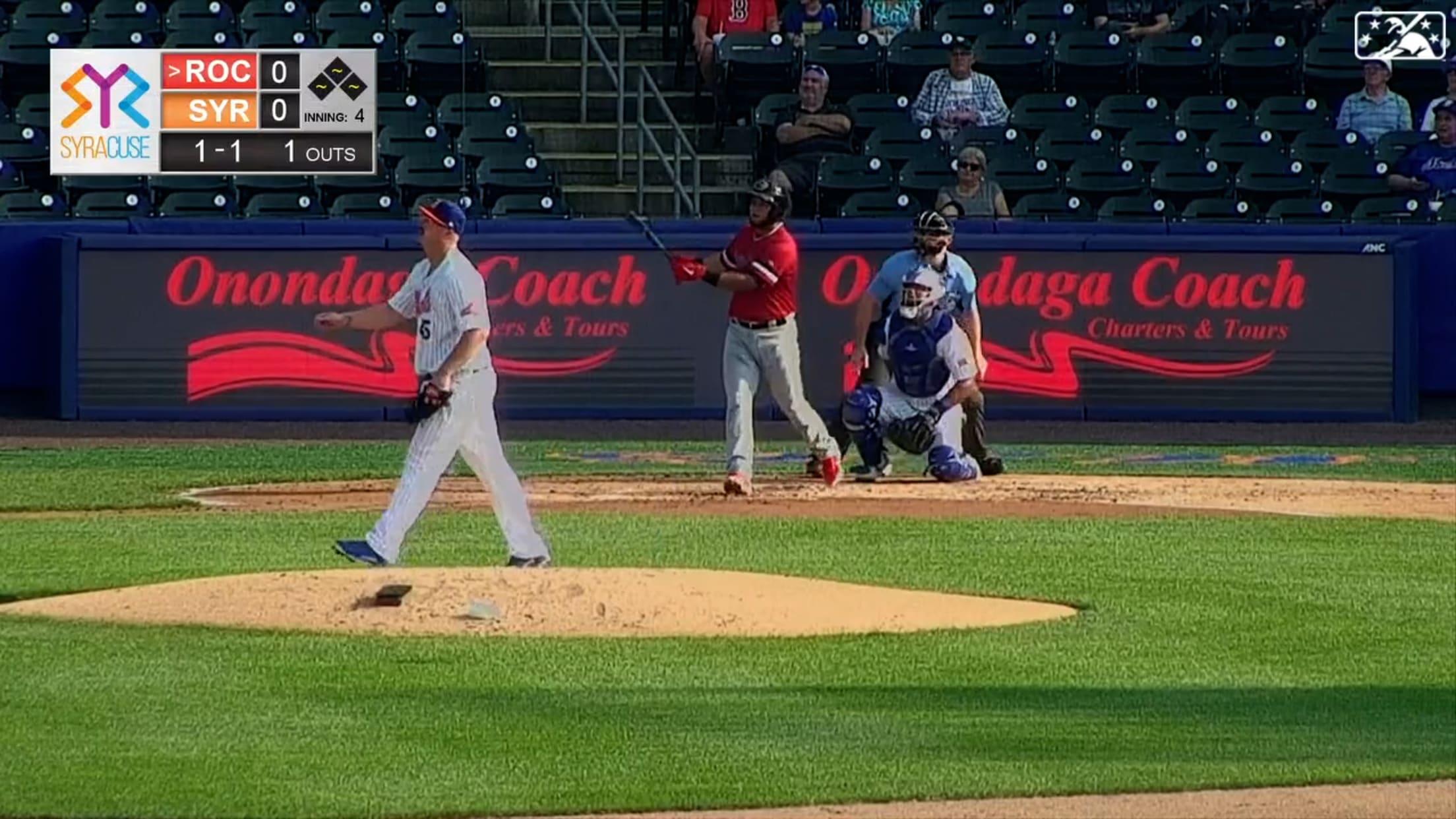 Ruiz's two-homer game