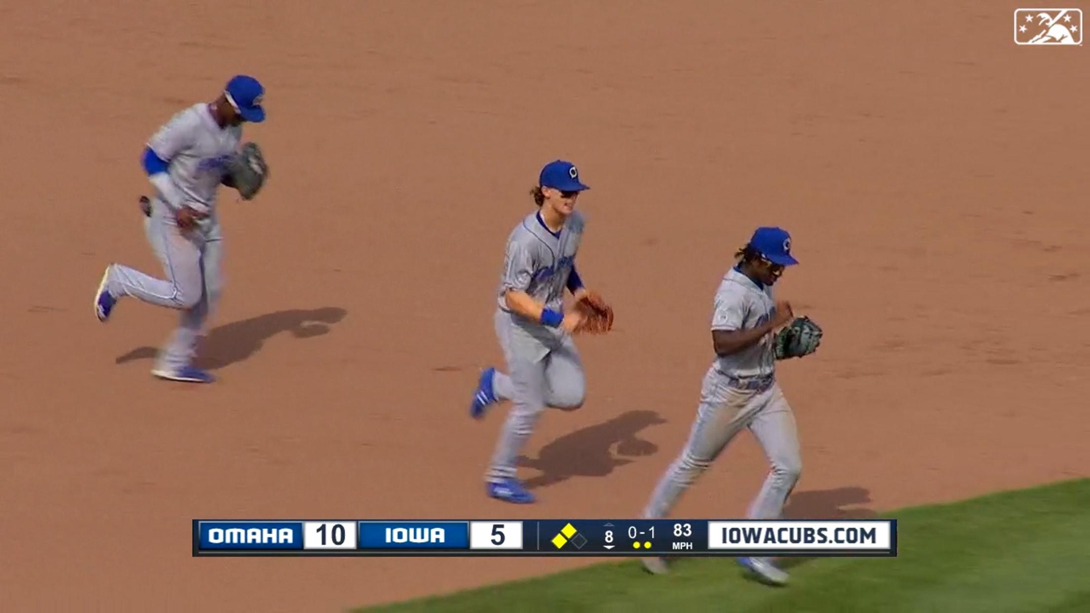 Witt Jr. makes tremendous catch
