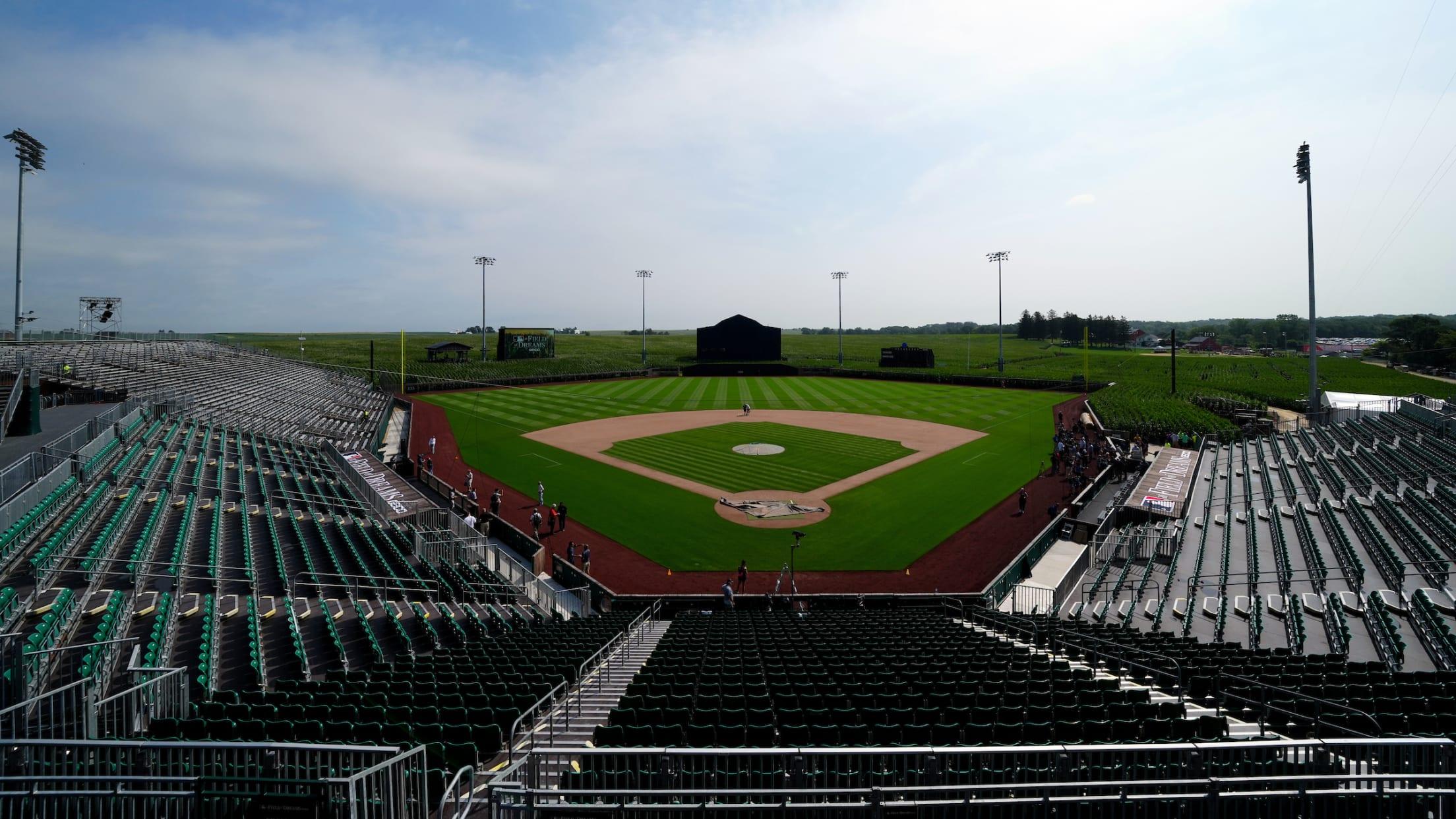 2568x1444 Field of Dreams ballpark view 20210811