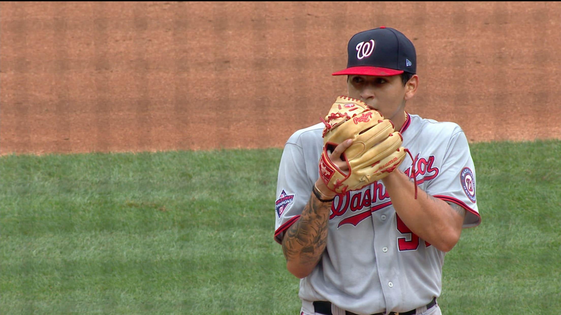 Seth Romero makes MLB debut