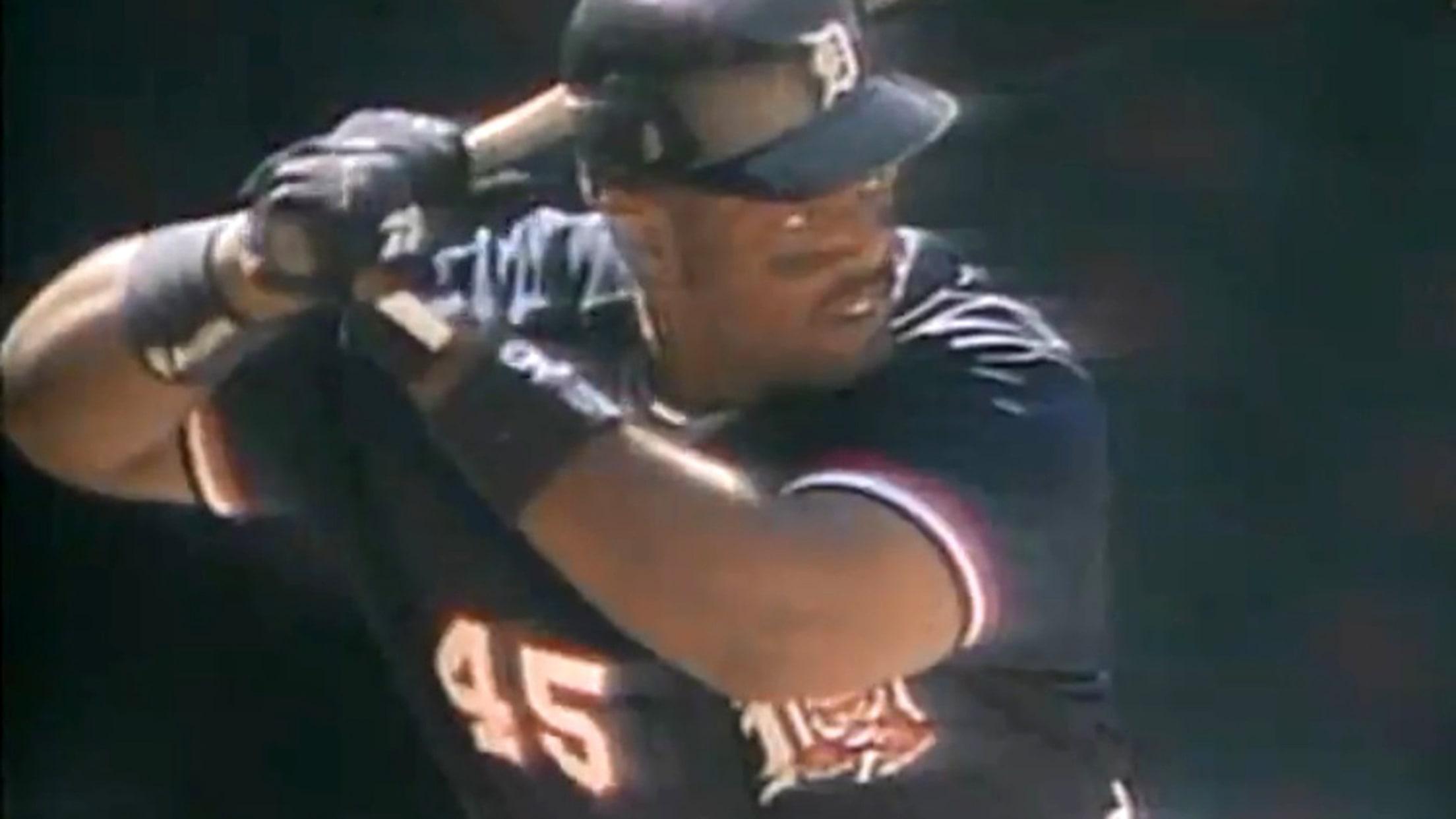 Tigers 1995 blue alternate jerseys | MLB.com