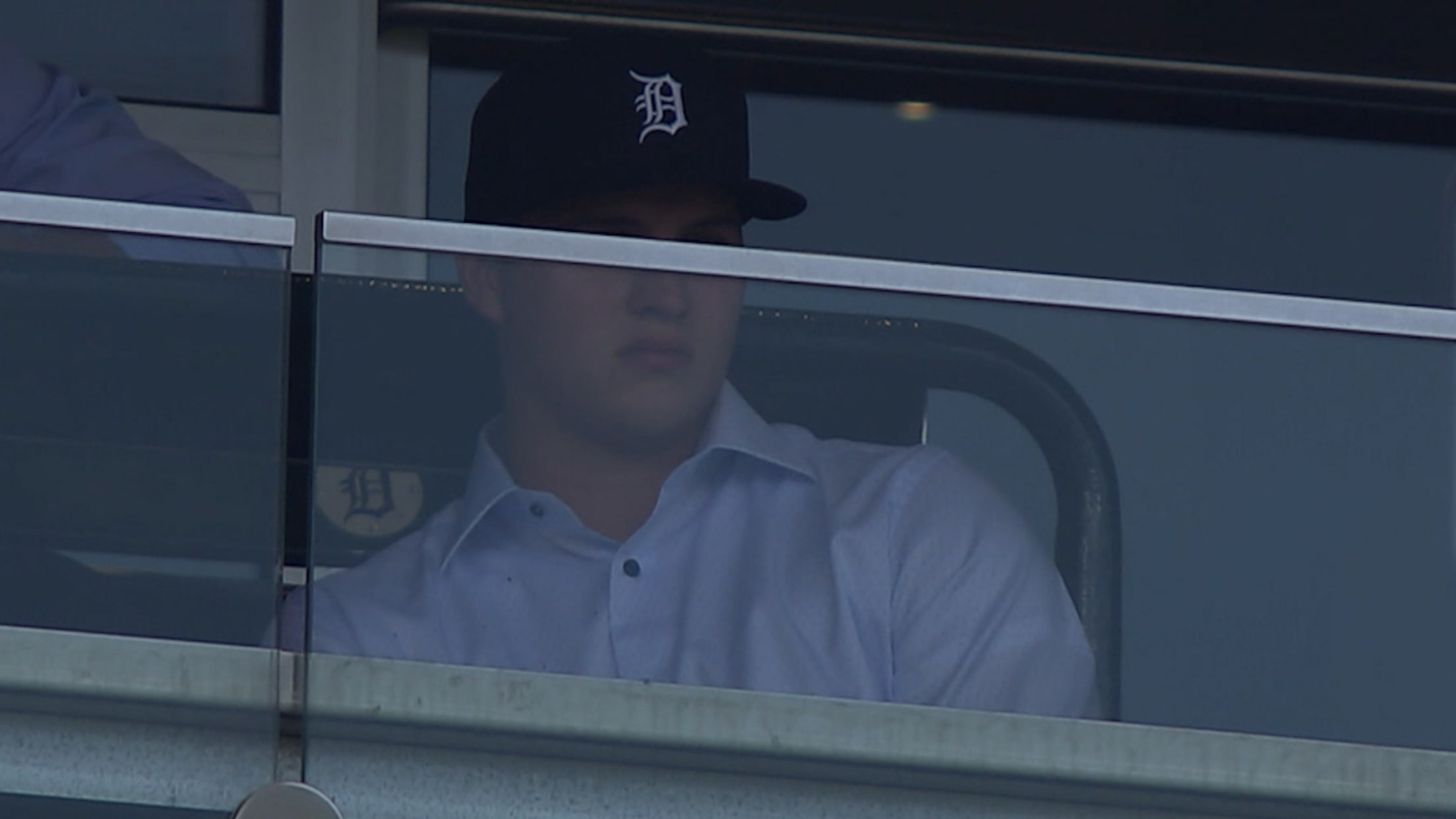 Tigers broadcast on Ty Madden