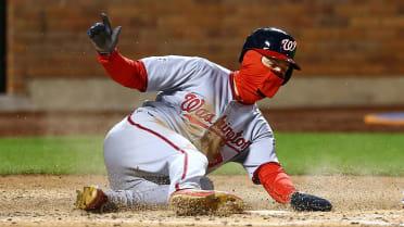 2018 update to Sprint Speed boosts Trea Turner | MLB com