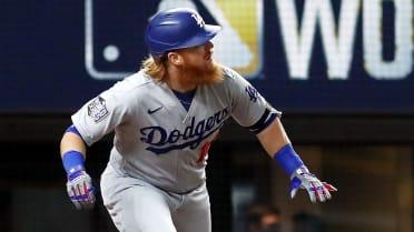 Turner's 11th HR ties Dodgers mark