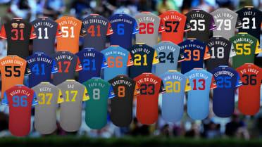 2018 MLB Players' Weekend nicknames | MLB com