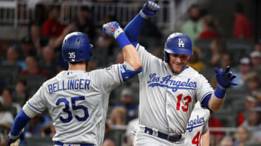Dodgers set MLB record with homer barrage