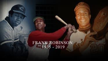 Frank Robinson Dies Mlbcom