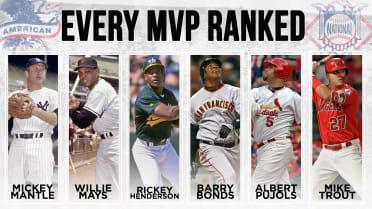Greatest MVP Seasons in MLB History | MLB com