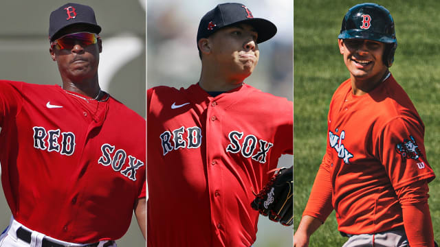 Red Sox prospect report from alternate camp