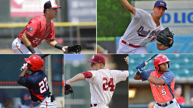 Nationals prospect report from alternate site