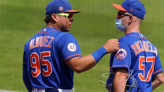 Mets prospect Álvarez 'impressive to watch'